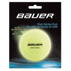 Bauer Streethockey Puck Glow in the dark
