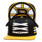 NHL Cap Lacer Locker Boston Bruins