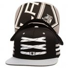 NHL Cap Lacer Locker Los Angeles Kings