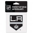 Perfect Cut Decal Los Angeles Kings