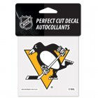Perfect Cut Decal Pittsburgh Penguins