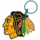 Premium Acrylic Key Ring Chicago Blackhawks