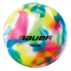 Bauer Hockey Ball multicolored