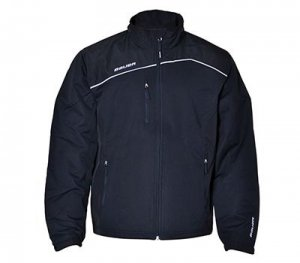 Bauer Lightweight Warm Up Jacket JUNIOR