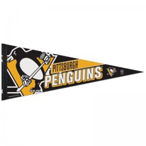 Premium Pennant Pittsburgh Penguins