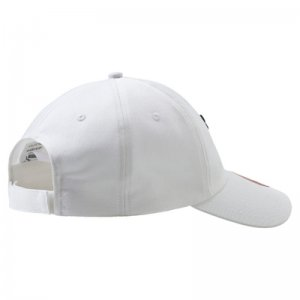 Puma ESS Cap Big Cat weiss ADULT