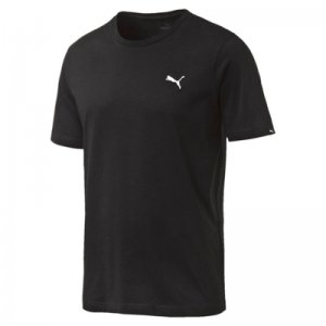 Puma ESS Tee Black ADULT L