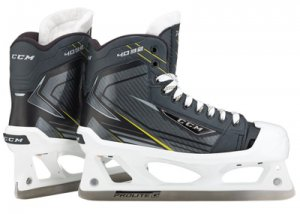 Goalie Schlittschuhe CCM Tacks 4092 JUNIOR 1.0 D