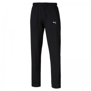 Puma ESS Sweat Pants Cotton Black ADULT S