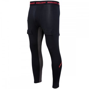 Bauer Jock Hose Essential Compression SENIOR S